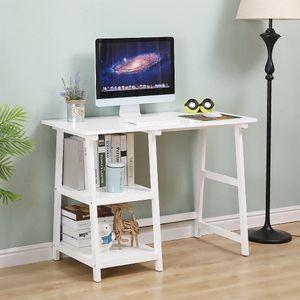 Schreibtisch,Computertisch, Kinderschreibtisch,Bürotisch, weiß Arbeitstisch