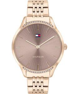 Tommy Hilfiger Armbanduhr DAMEN GRAY 1782212