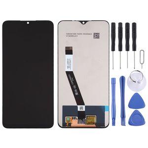 Für Xiaomi Redmi 9 Display + Digitizer Full LCD Einheit Touch Ersatzteil Reparatur Schwarz