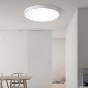 Avior Home 40cm LED 24W Deckenleuchte Rund Tageslicht Weiss