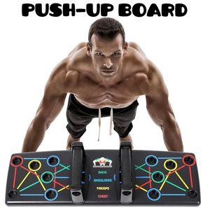Multifunktion Push Up Rack Board Haushalt Push-up stand für Bodybuilding Training Umfassendes Fitness Brust Muskeltraining