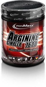 IronMaxx Arginin Simplex 1600, 300 Tricaps