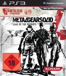 Metal Gear Solid 4 - Guns... 25th Anniversary