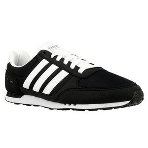 adidas Neo City Racer Turnschuhe Sneaker Schuhe, Größe:42 2/3