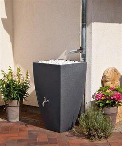 Regentonne / Regenwassertank Premier TechAqua Modena 200L black granit