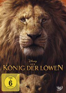 König der Löwen (Live Action Verfilmung) [DVD]