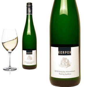 2019 Riesling Spätlese Edelsüss Graacher Himmelreich von Weingut Kerpen - Weißwein