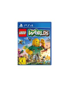 Lego Worlds PS-4 Budget