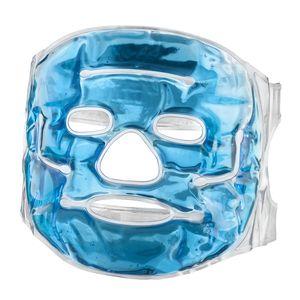 Feluna Gel-Gesichtsmaske Wellnessmaske Entspannungsmaske Kältetherapie Gelmaske Kühlmaske Kühlpad fürs Gesicht