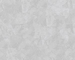 A.S. Création Vliestapete OK 6, grau, 10,05 m x 0,53 m, 148285, 1482-85