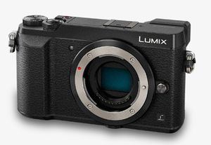 Panasonic Lumix DMC-GX80EG, 16 MP, 4592 x 3448 Pixel, Live MOS, 4K Ultra HD, Touchscreen, Schwarz