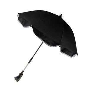 Kinderwagen Kinderwagen Buggy Sonnenschirm Faltbare Kinderwagen Baldachin Schwarz Regenschirm Solide wie beschrieben Baby Sonne Umbralla