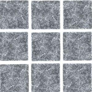 Fliese Marmor Naturstein schwarz Fliese Nero Antique Marble MOSF-45-46093