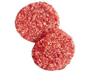 Burger Pattys vom irischen Angus Rind, 6x180g 5 Inch
