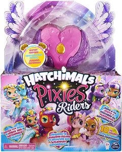 Spin Master 35421 EGG Hatchimals Pixies Riders