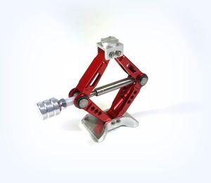 Modellbau MINI Aluminium Scheren-Wagenheber