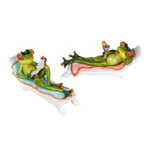 Formano - Frosch Urlaub hellgrün sort.