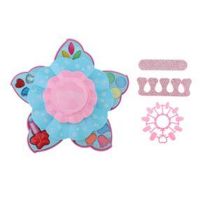 Prinzessin Machen Up Kit für Kleine Mädchen-Waschbar Kinder Make-Up Sets - Pretend Make-Up Spielzeug für Mädchen Kleid bis-für Kinder Spielen Make-Up Größe Doppelschicht