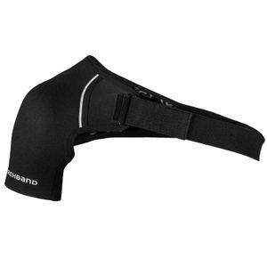 Rehband QD Schulterbandage Neopren 3mm schwarz 119206-01, Größe:L, Variante:links