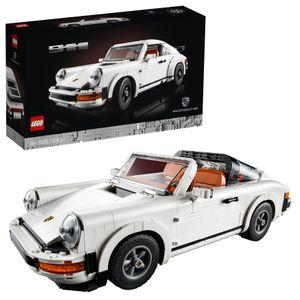 LEGO 10295 Porsche 911 Modellato für Erwachsene, Rennauto