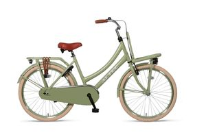 26 Zoll Hollandrad Mädchen Altec Urban Single Speed Grün 46 cm Rahmengröße