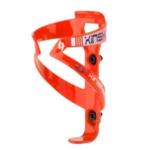 Leichtgewichtige haltbare Flaschenhalterung Fahrrad Flaschenhalter mit Orange 3mm