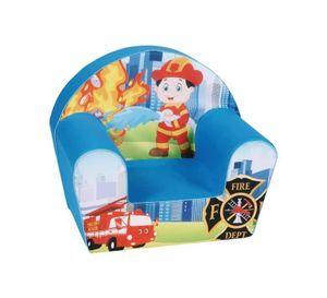 Knorrtoys Kindersessel Feuerwehr Sessel 51 x 34 x 42 cm