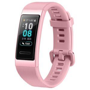 HUAWEI Band 3 0,95-Zoll-AMOLED-Farbbildschirm 120 * 240 BT 4.2 Intelligentes Armband Echtzeit-Herzfrequenz-Schlafš¹berwachung Herzgesundheitsmanagement Mehrere Sportmodi Armbanduhr fš¹r Android 4.4 / iOS 9.0 und h?her