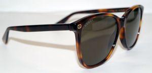 GUCCI Sonnenbrille Sunglasses GG 0024 002