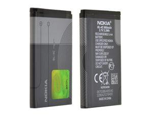 Akku Nokia Original BL-4C 6300, 7200, 7270, 2650, 5100, 6100, 6101, 6103, 6125,