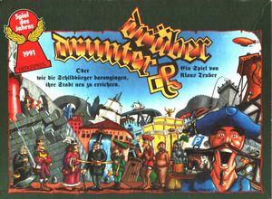 Drunter und drüber - Spiel des Jahres 1991