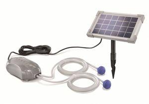 Esotec 101880 Solar Teichbelüfter Teichbelüftung DUO-Air