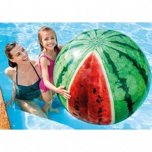 Intex Wasserball Melone Strandball Wassermelone
