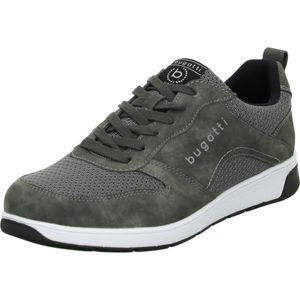Bugatti ARRIBA Herren Sneaker in Grau, Größe 43