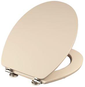 CORNAT WC-Sitz TELO, beige, KSTEL17
