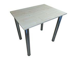 Esszimmertisch - Esstisch - Tisch - Küchentisch - Bürotisch  - Ahorn, 100cm x 60cm