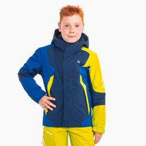 Schöffel Jacket Besancon 3, Größe:152, Farbe:navy peony