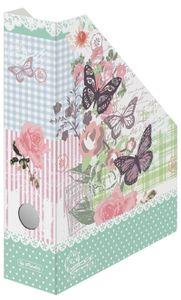 """Herlitz Wellpappe Stehsammler Ladylike """"Butterfly"""" DIN A4"""