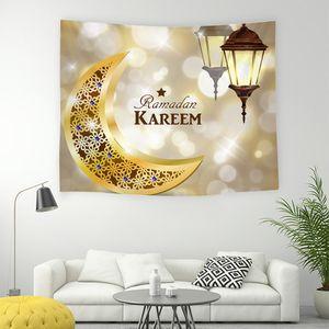 Muslim Ramadan Festival Tapisserie Stoff Home Wandmalereien