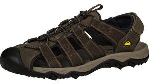 McKinley Herren Trekking-Sandale KORFU braun, Größe:44