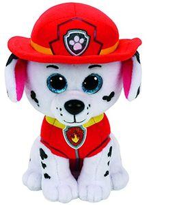 TY Beanie Boos Glubschi Paw Patrol Marshall 15cm Hund Stofftier Plüschtier klein