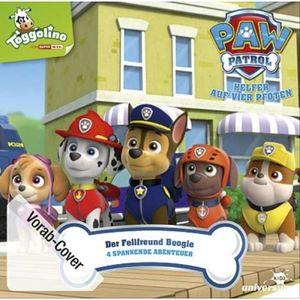 Paw Patrol - CD 2 - Der fellfreunde Boogie