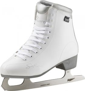 TECNOPRO Eiskunst-Schuh Complet Marina 1.0 WHITE/SILVER/WHITE 40