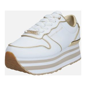 Tommy Hilfiger Damen Sneaker in Weiß, Größe 40
