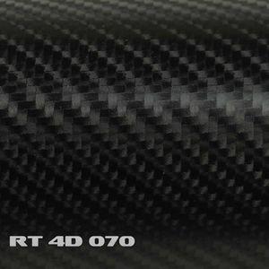 (6,57€/m²) Rapid Teck® 4D Carbon Folie Glanz Schwarz Autofolie 152 cm Breite Laufmeterware selbstklebende Folie mit Luftkanälen Auto Folie Carbonfolie Hologramm