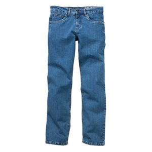 Herren Jeans DENVER REGULAR STRETCH, Farbe blue stone