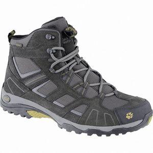 Jack Wolfskin Vojo Hike Mid Texapore Men Herren Leder Mesh Outdoor Stiefel burly yellow, Texapore Ausstattung