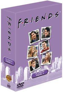 Friends - Box Set / Staffel 4  [4 DVDs]