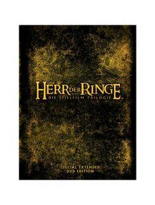Der Herr der Ringe - Die Spielfilm Trilogie (Special Extended Edition) (12 DVDs)