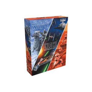 Unlock! Star Wars - Kartenspiel (DE), für 1-6 Spieler, ab 10 Jahren